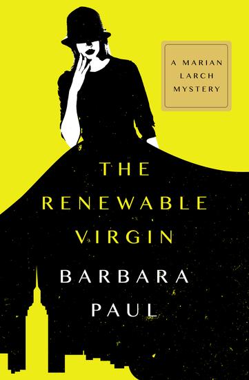 The Renewable Virgin - cover