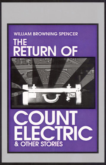 The Return of Count Electric - & Other Stories - cover