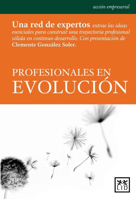 Profesionales en evolución - cover