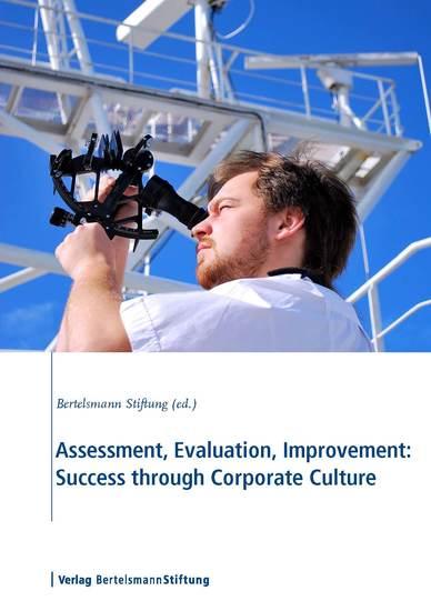 Assessment Evaluation Improvement: Success through Corporate Culture - cover