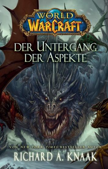 World of Warcraft: Der Untergang der Aspekte - cover