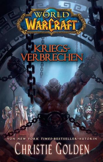 World of Warcraft: Kriegsverbrechen - cover