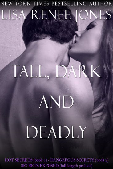 Tall Dark and Deadly 3 book box set - Tall Dark and Deadly - cover