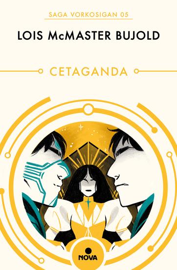 Cetaganda - cover