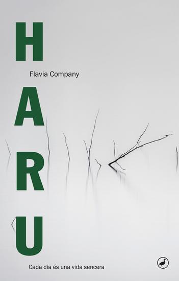 Haru - Cada dia és una vida sencera - cover
