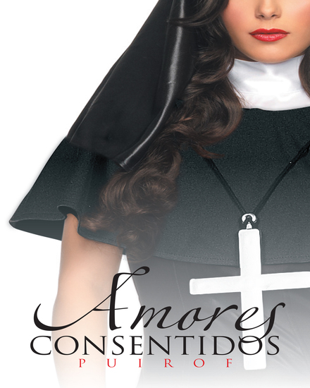 Amores consentidos - cover