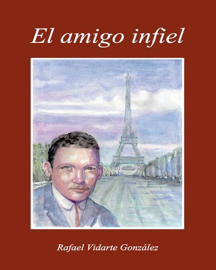 El amigo infiel - cover