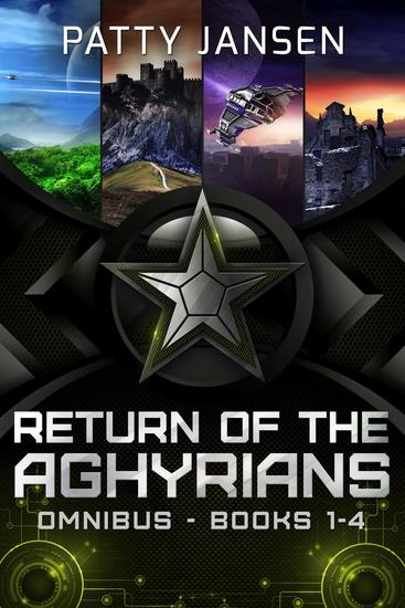 Return of the Aghyrians 1-4 Omnibus - Return of the Aghyrians - cover