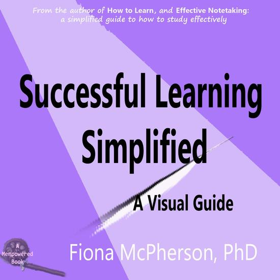 Successful Learning Simplified - Study Skills #4 - cover