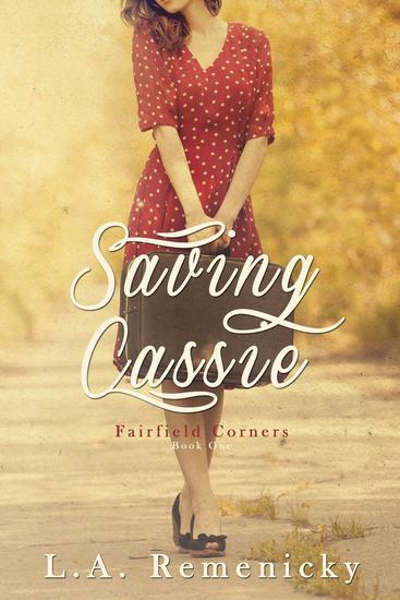 Saving Cassie - Fairfield Corners #1 - cover