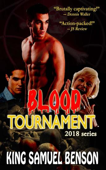 Blood Tournament - 2018 #1 - cover
