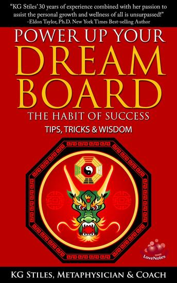 Power Up Your Dream Board The Habit of Success Tips Tricks & Wisdom - Healing & Manifesting - cover