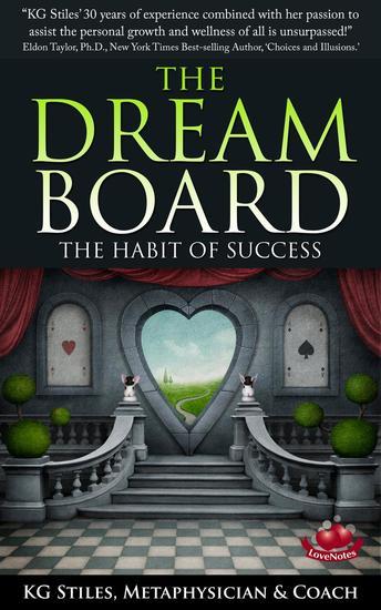The Dream Board The Habit of Success - cover