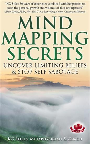 Mind Mapping Secrets Uncover Limiting Beliefs & Stop Self Sabotage - Healing & Manifesting - cover