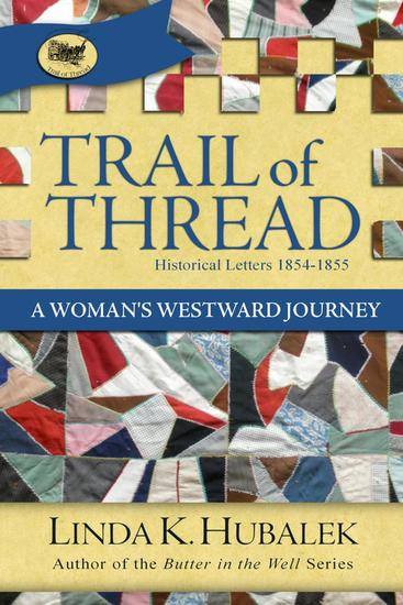 Trail of Thread - Trail of Thread #1 - cover