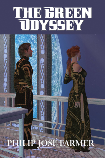 The Green Odyssey - With linked Table of Contents - cover