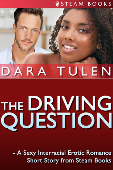 The Driving Question - A Sexy Interracial Erotic Romance Short Story from Steam Books - cover