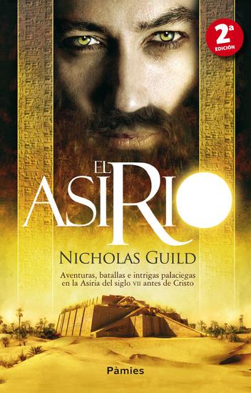 El asirio - cover
