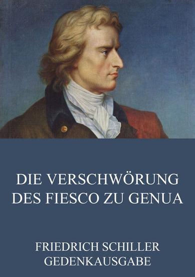 Die Verschwörung des Fiesco zu Genua - Erweiterte Ausgabe - cover