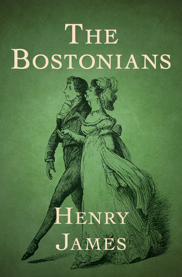 The Bostonians - cover
