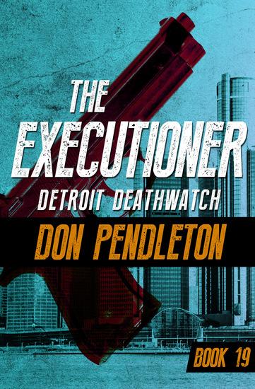 Detroit Deathwatch - cover