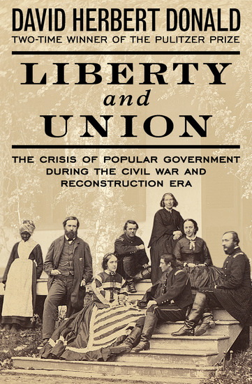 Liberty and Union - cover