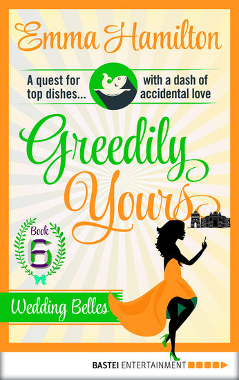 Greedily Yours - Episode 6 - Wedding Belles - cover
