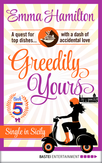Greedily Yours - Episode 5 - Single in Sicily - cover