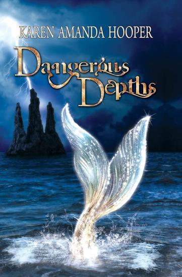 Dangerous Depths - The Sea Monster Memoirs #2 - cover
