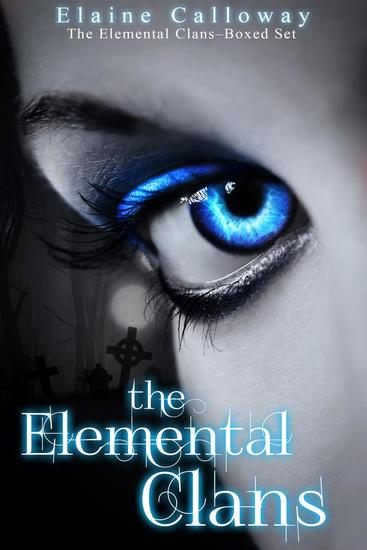 The Elemental Clan Series Boxed Set - Elemental Clan - cover