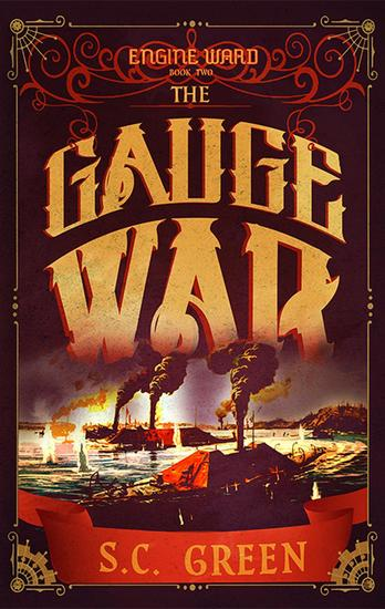 The Gauge War - Engine Ward #2 - cover