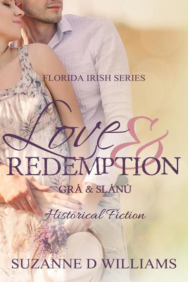 Love & Redemption - The Florida Irish #1 - cover