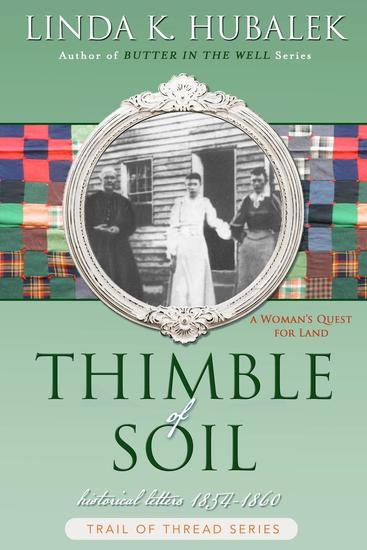 Thimble of Soil - Trail of Thread #2 - cover
