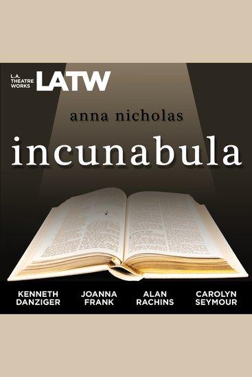 Incunabula - cover