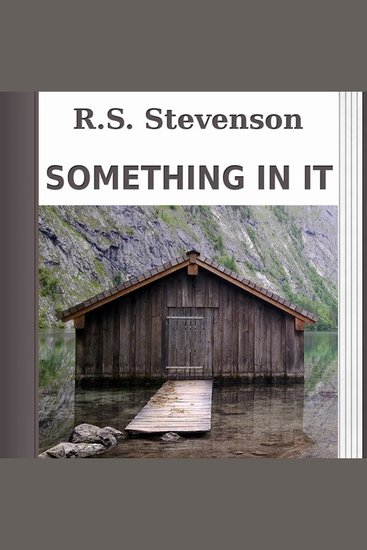 Something in It - cover