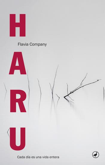 Haru - Un día es una vida entera - cover