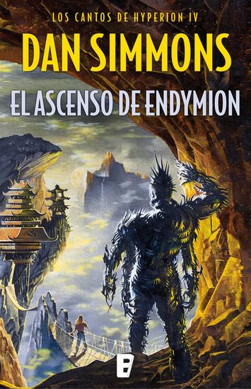 El ascenso de Endymion (Los cantos de Hyperion IV) - cover
