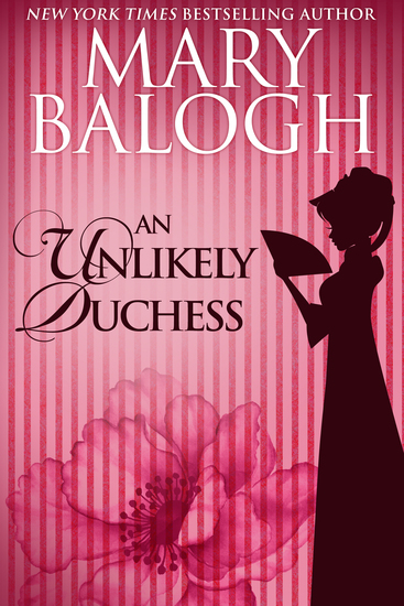 An Unlikely Duchess - cover