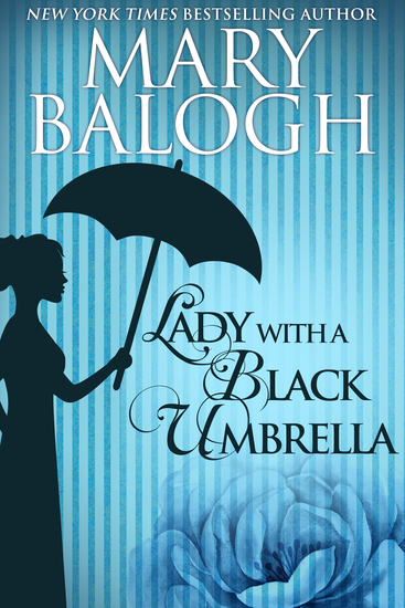 Lady With A Black Umbrella - cover