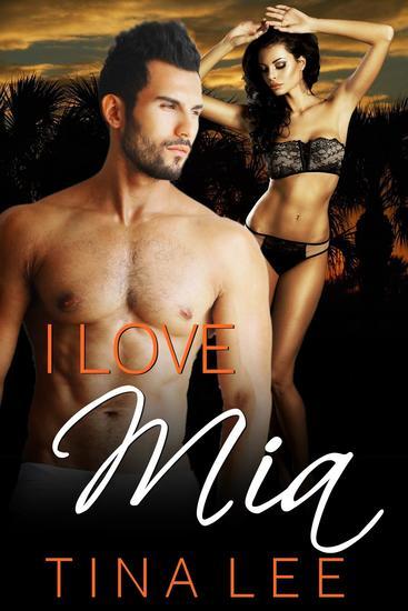 Erotica: I Love Mia - cover