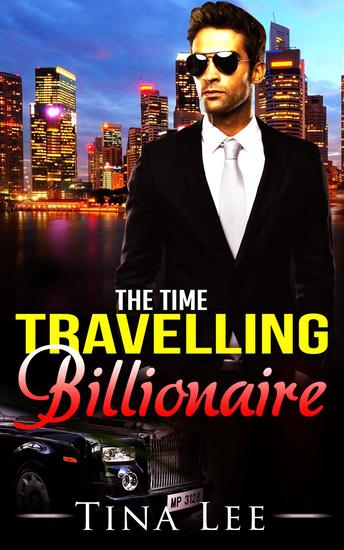The Time Travelling Billionaire - cover