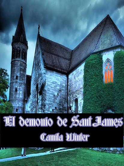 El demonio de Saint James - cover