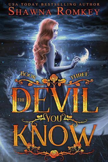 The Devil You Know - Speak of the Devil #3 - cover