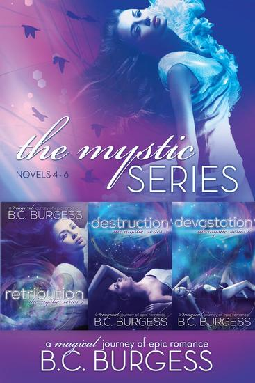 The Mystic Series: Books 4-6 - The Mystic Series - cover