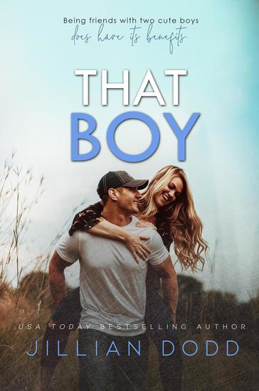 That Boy - That Boy Series #1 - cover