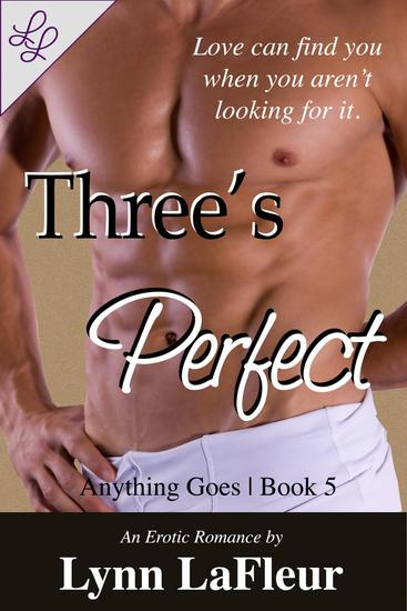 Three's Perfect - Anything Goes #5 - cover