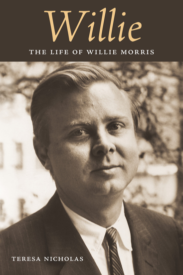 Willie - The Life of Willie Morris - cover