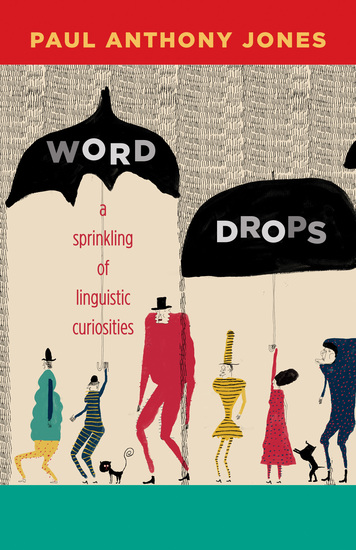 Word Drops - A Sprinkling of Linguistic Curiosities - cover