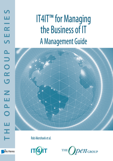 IT4IT™ for Managing the Business of IT – A Management Guide - cover