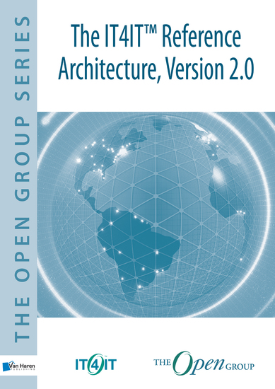 The IT4IT™ reference architecture Version 20 - cover